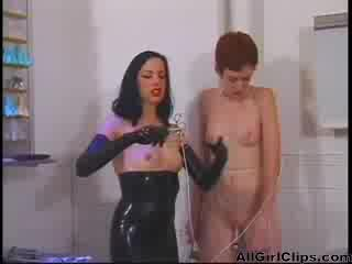 Skinny Redhead Babe